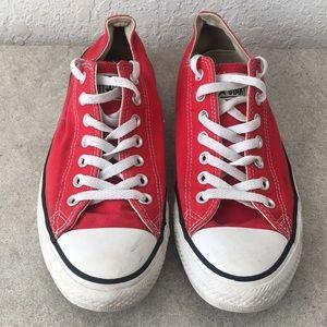Men Converse Chuck Taylor Shoes Size